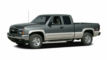 (LT3) 4x2 Extended Cab 6.5 ft. box 143.5 in. WB