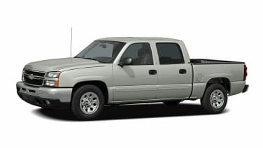 (LT2) 4x4 Crew Cab 5.75 ft. box 143.5 in. WB