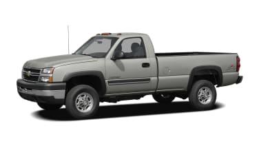 (Work Truck) 4x2 Regular Cab 133 in. WB SRW
