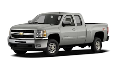 (Work Truck) 4x2 HD Extended Cab 157.5 in. WB SRW
