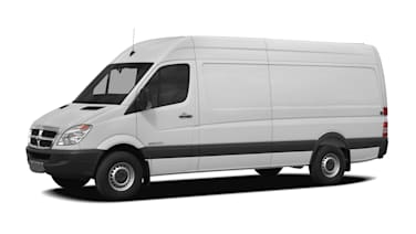 (Base) Cargo Van 144 in. WB