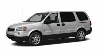 (1) Front-wheel Drive Passenger Van