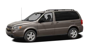 (LS w/1LS) Front-wheel Drive Passenger Van