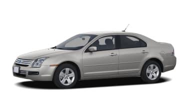 (SEL V6) 4dr Front-wheel Drive Sedan
