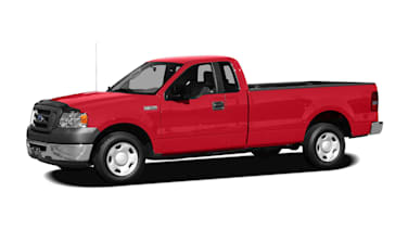 (XLT) 4x2 Regular Cab Styleside 6.5 ft. box 126 in. WB