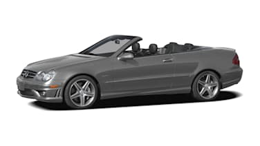 (Base) CLK63 AMG 2dr Convertible