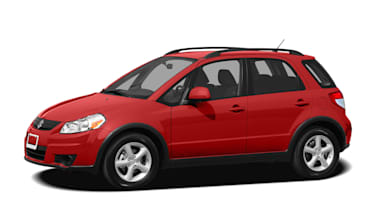 (Convenience) 4dr All-wheel Drive Crossover