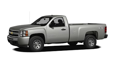 (Work Truck) 4x2 Regular Cab 6.6 ft. box 119 in. WB