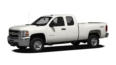 (Work Truck) 4x4 Extended Cab 6.6 ft. box 143.5 in. WB