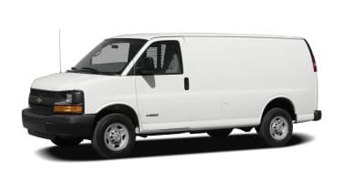 (Upfitter) Rear-wheel Drive Extended Cargo Van