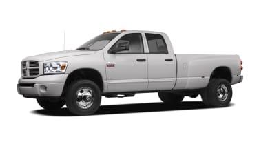 (Laramie) 4x2 Quad Cab 160.5 in. WB