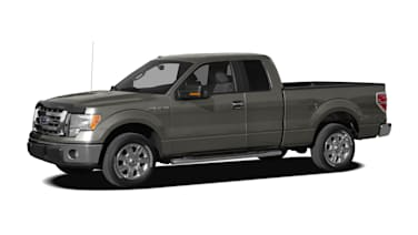 (STX) 4x4 Super Cab Flareside 6.5 ft. box 145 in. WB