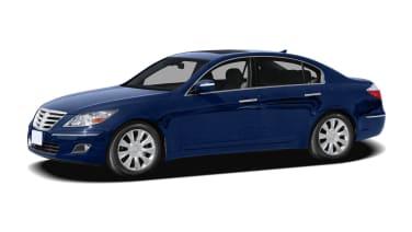 (4.6) 4dr Rear-wheel Drive Sedan