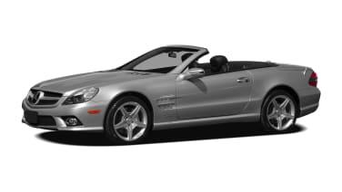 (Base) SL550 2dr Roadster
