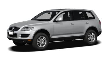 (V6 TDI) 4dr All-wheel Drive