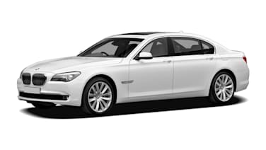 (Li) 4dr Rear-wheel Drive Sedan