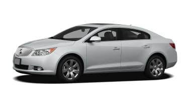 (CXL) 4dr Front-wheel Drive Sedan