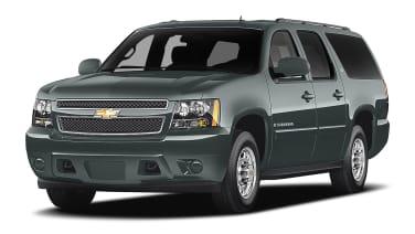 2010 Chevrolet Suburban 2500