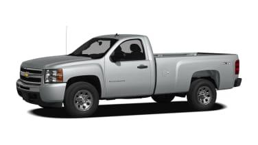 (Work Truck) 4x4 Regular Cab 6.6 ft. box 119 in. WB