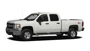 (Work Truck) 4x2 Crew Cab 8 ft. box 167 in. WB