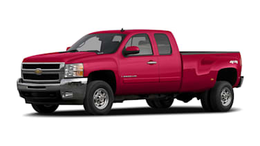 (LTZ) 4x4 Extended Cab 157.5 in. WB DRW