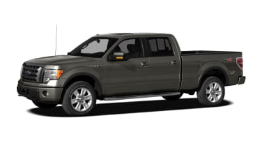 (XLT) 4x2 SuperCrew Cab Styleside 5.5 ft. box 145 in. WB
