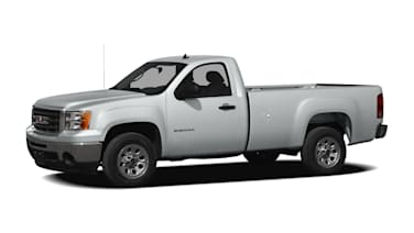 (Work Truck) 4x2 Regular Cab 6.6 ft. box 119 in. WB
