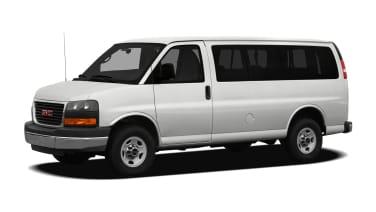 (LS) All-wheel Drive Passenger Van