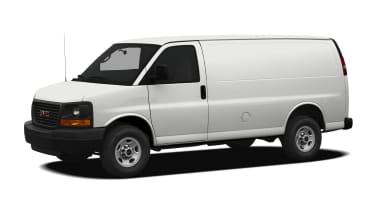 (Work Van) All-wheel Drive Cargo Van
