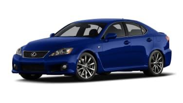 2010 Lexus IS-F