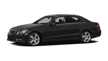 (Base) E350 4dr All-wheel Drive 4MATIC Sedan
