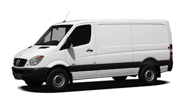 2010 Mercedes-Benz Sprinter Van