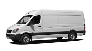 (High Roof) Sprinter Van 2500 Extended Cargo Van 170 in. WB