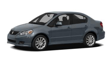 (Standard) 4dr Front-wheel Drive Sedan