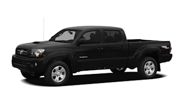 (PreRunner V6) 4x2 Double Cab 127.8 in. WB