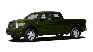 (Limited 4.6L V8) 4x2 Double Cab 6.6 ft. box 145.7 in. WB