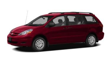 (Limited) 4dr Front-wheel Drive Passenger Van