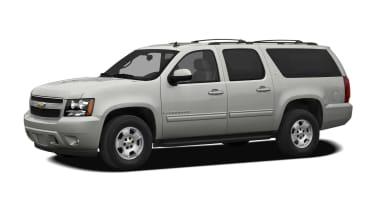 2011 Chevrolet Suburban 1500