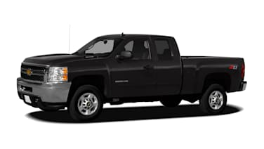 (LTZ) 4x2 Extended Cab 6.6 ft. box 144.2 in. WB