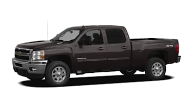 (LTZ) 4x2 Crew Cab 6.6 ft. box 153.7 in. WB