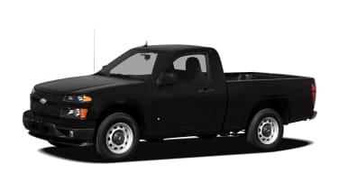 (Work Truck) 4x2 Regular Cab 6 ft. box 111.3 in. WB