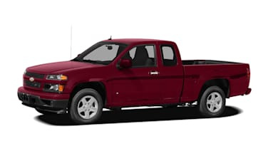 (3LT) 4x2 Extended Cab 6 ft. box 126 in. WB