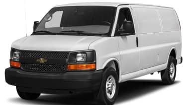 (Diesel) Rear-wheel Drive Extended Cargo Van