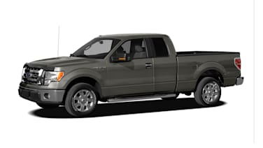 (STX) 4x2 Super Cab Styleside 6.5 ft. box 145 in. WB