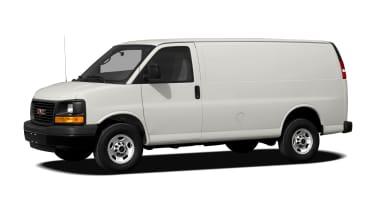 (Diesel) Rear-wheel Drive Cargo Van