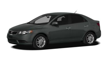 (LX) 4dr Front-wheel Drive Sedan