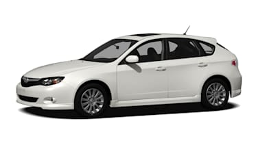 (2.5i Premium) 4dr All-wheel Drive Hatchback