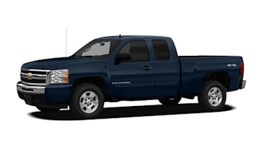 (LTZ) 4x4 Extended Cab 8 ft. box 157.5 in. WB