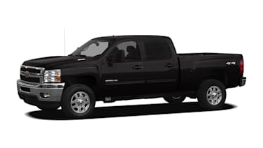 (Work Truck) 4x2 Crew Cab 8 ft. box 167.7 in. WB