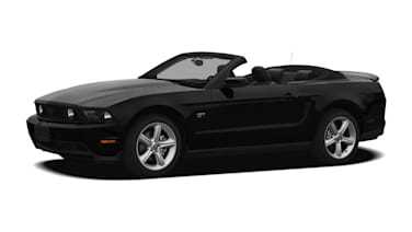 (GT) 2dr Convertible